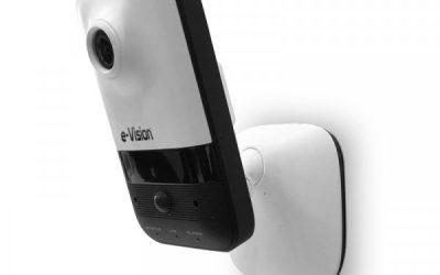 Videosorveglianza senza fili con la nuova Cube Camera